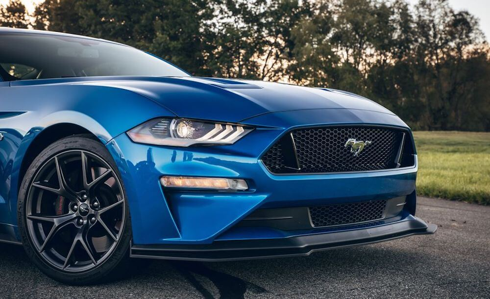 Mustang GT PP2 Front End