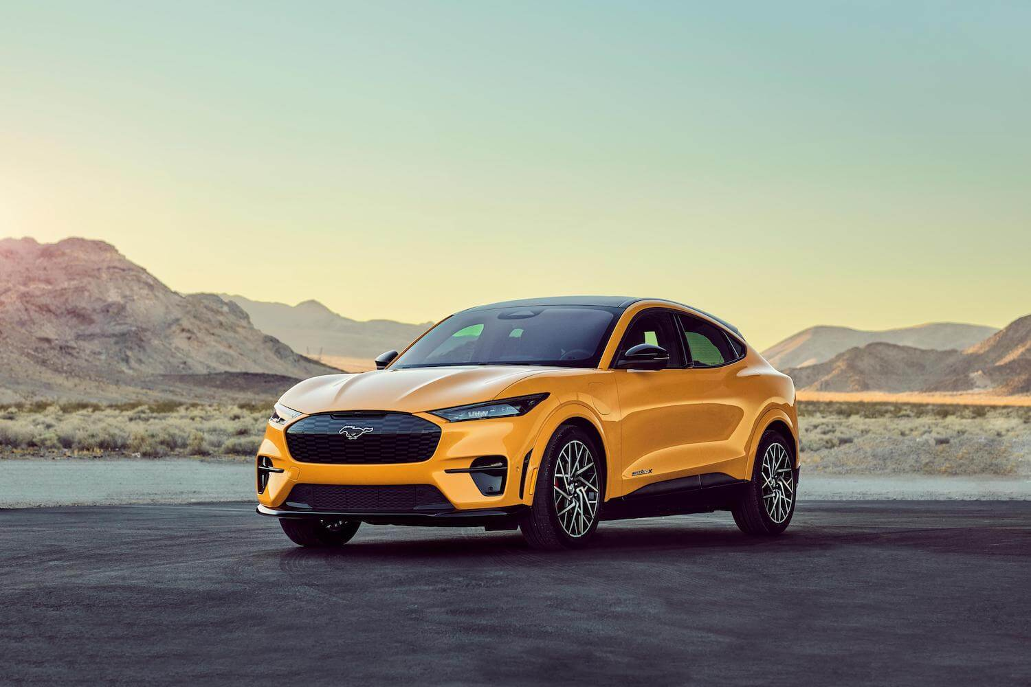 2021 Mustang Mach-E Performance Edition