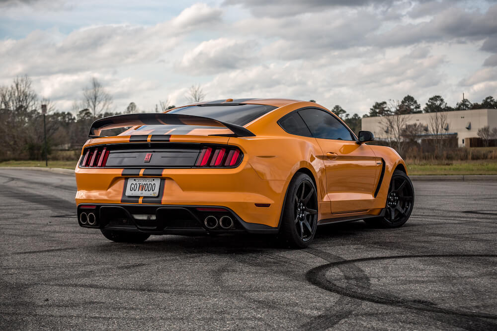 2020 Shelby GT350R Manual