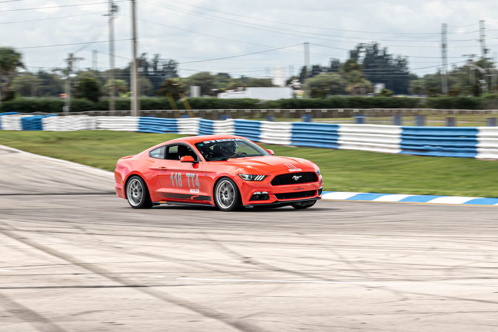 2015 Mustang EcoBoost Track