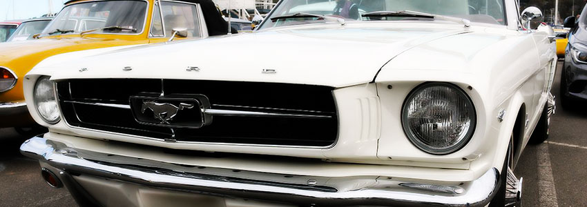 1965 Mustang Front