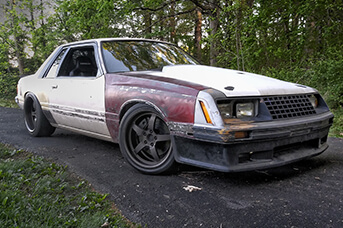 1981 Ford Mustang LX