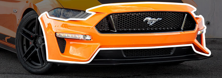 s550 mustang exterior
