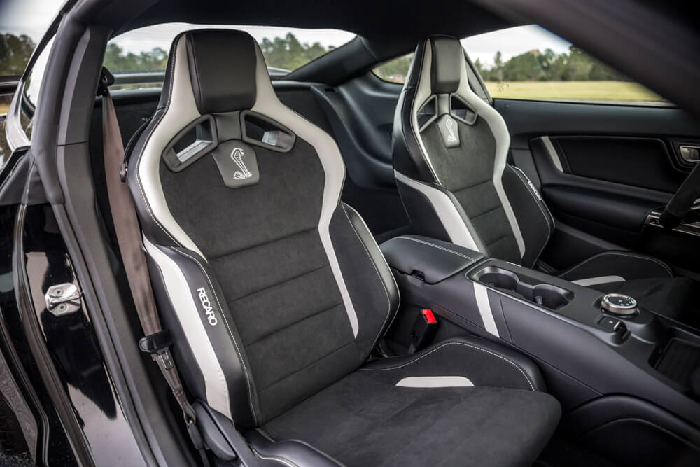 2020 Shelby GT500 Seats Interior