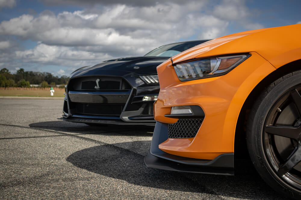 helby GT500 and Shelby GT350R Wheel