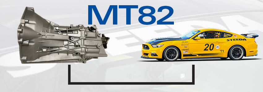 Mustang Coyote MT82 Manaual Transmission