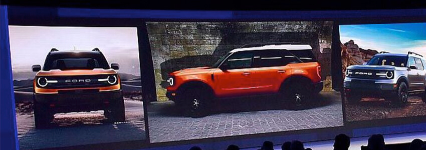 2021 Ford Bronco Sport Concept