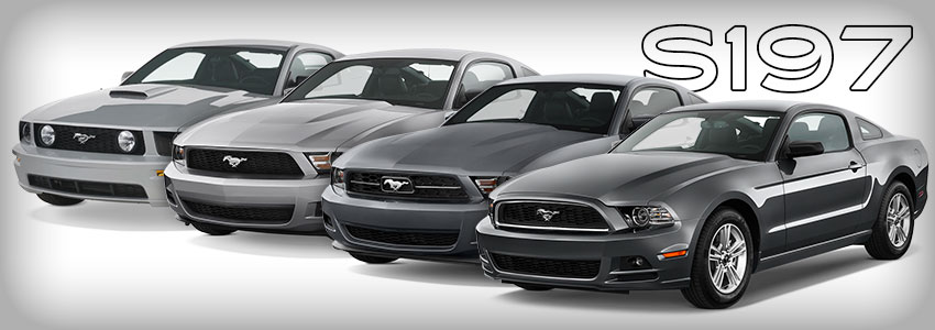 Mustang S197 The Complete Guide