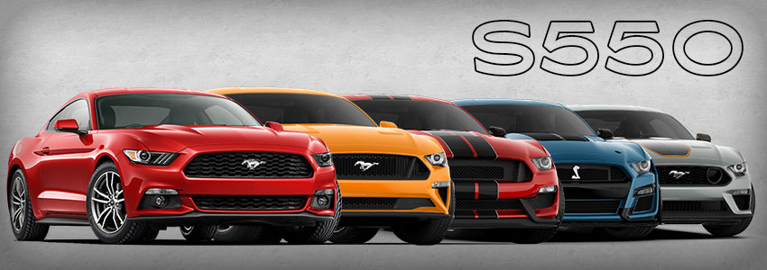 Mustang S550 The Complete Guide