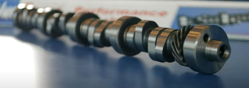 Camshafts vs Crankshafts