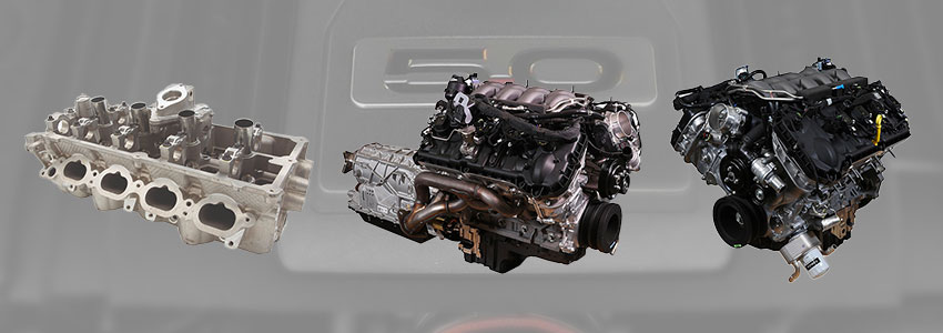 Mustang Coyote Engine History