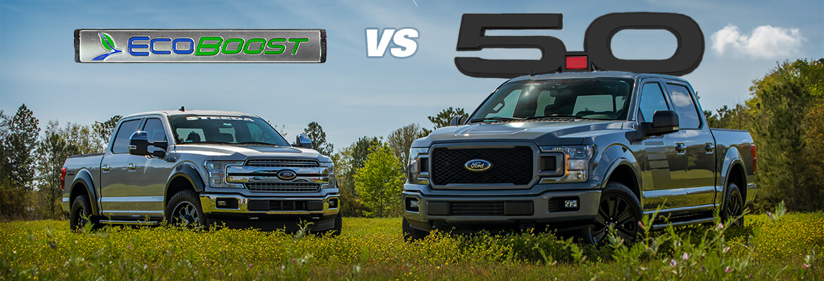 F 150 Coyote Vs Ecoboost Which Is Better Steeda