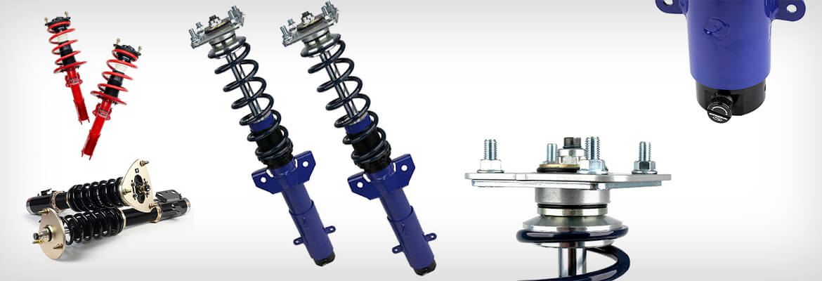 Mustang Coilover Benefits