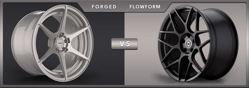 Mustang Flow Form vs Forged Wheels