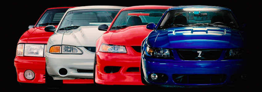 All About The Mustang SVT Cobra
