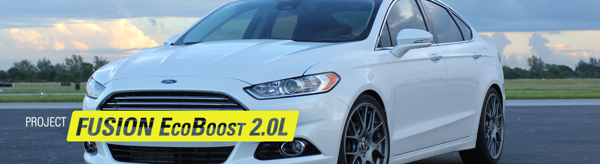 Project Ford Fusion EcoBoost 2.0L