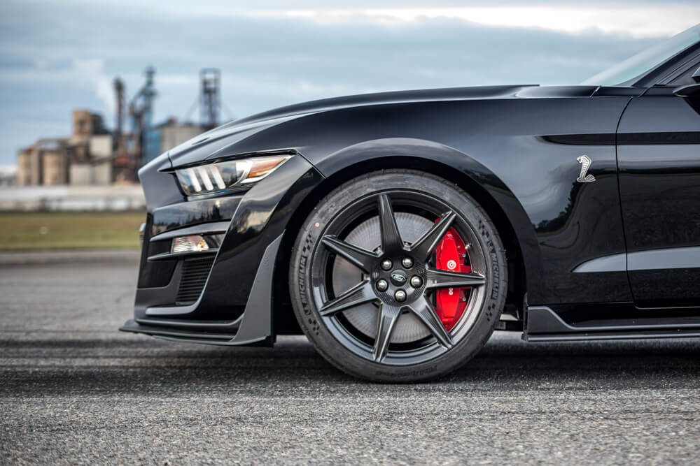 2020 Shelby GT500 CFTP Front Wheel
