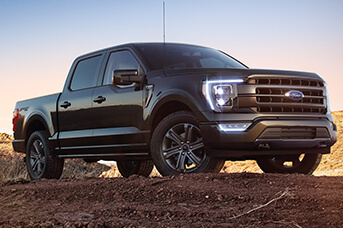 2021 Ford F-150 Specs & Details
