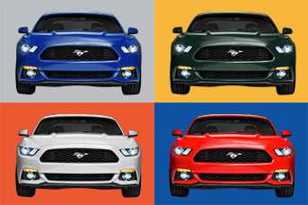 Guide To 2015-2020 Mustang Paint Colors & Codes