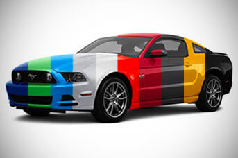 Guide To S197 Mustang Paint Colors & Codes