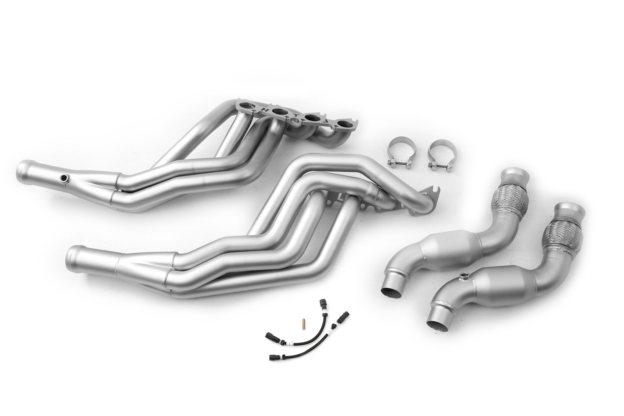 LTH Mustang GT Equal Length Long Tube Headers 1-7/8