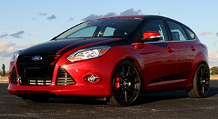 2012-2017 Focus Parts; Focus; Steeda carries high performance parts for your 2012-2017 Ford Focus, and 2013-2017 Ford Focus ST, including body kits, brakes and brake components, chassis, dress up, drivetrain, electric, engine, exhaust, induction, suspension, tuning, and wheels