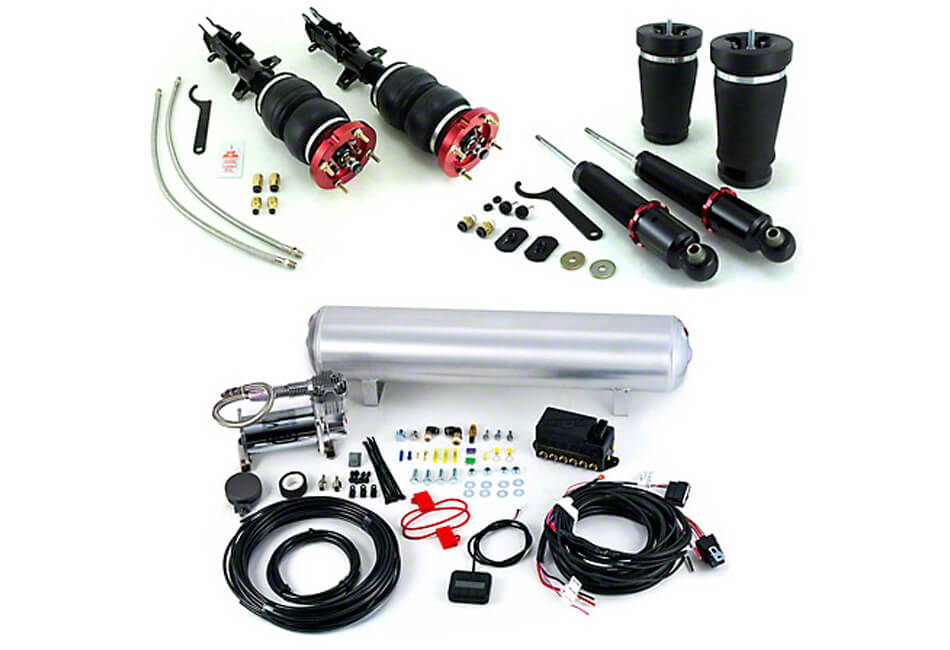 Air Lift Suspension Kits; Suspension;