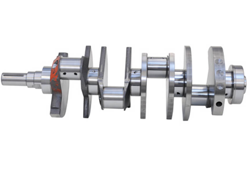 Crankshaft; Engine;