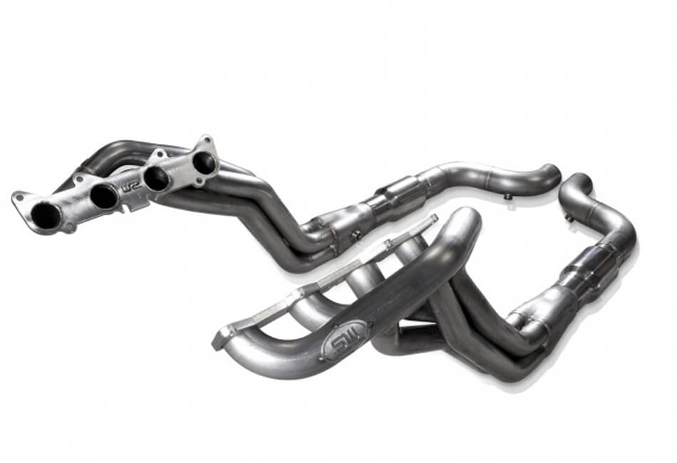 Headers; Exhaust;