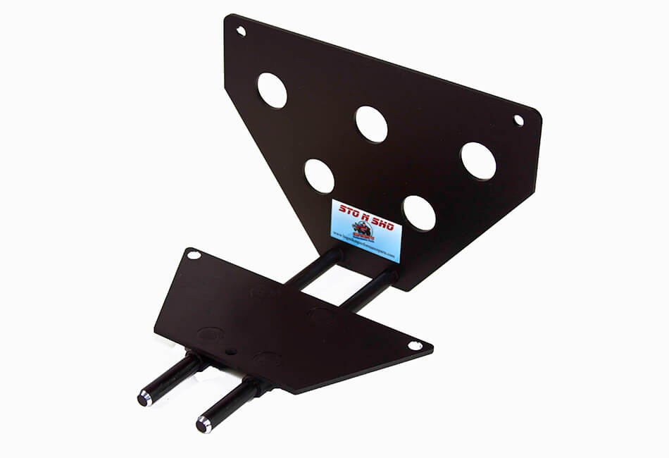 License Plate Brackets; Dress Up;
