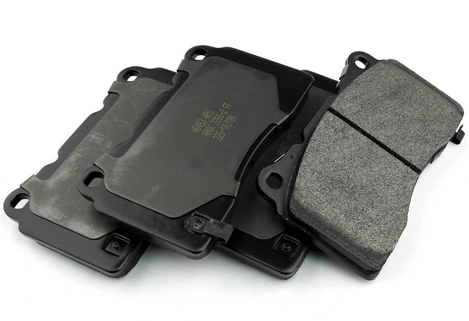 Brake Pads; Brakes; Steeda carries a selection of brake pads for the 2000-2004 Ford Focus. Increasing your Focus's horsepower and torque is great and all, but being able to stop when you need to is equally as important. Steeda offers a variety of brake components, including