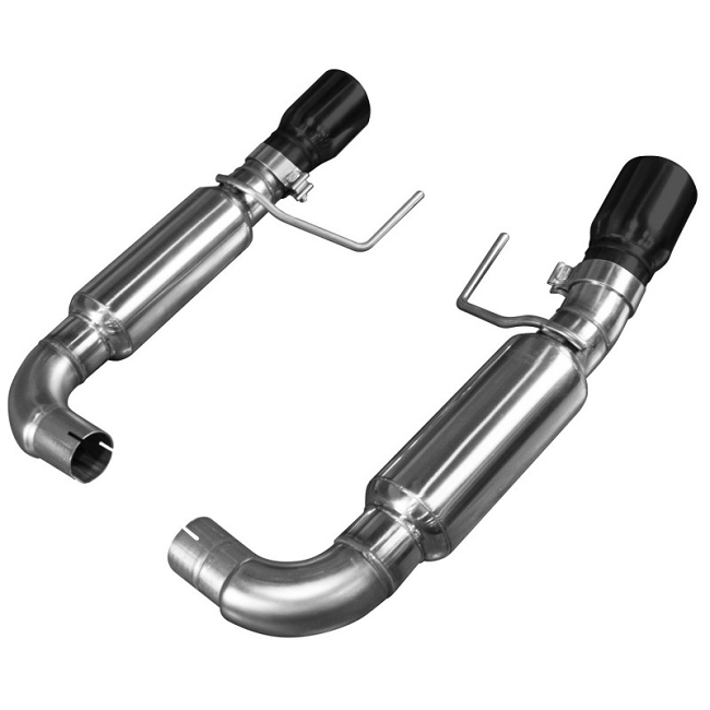 Kooks Mustang GT 5.0L Axle-Back Exhaust (2015+)