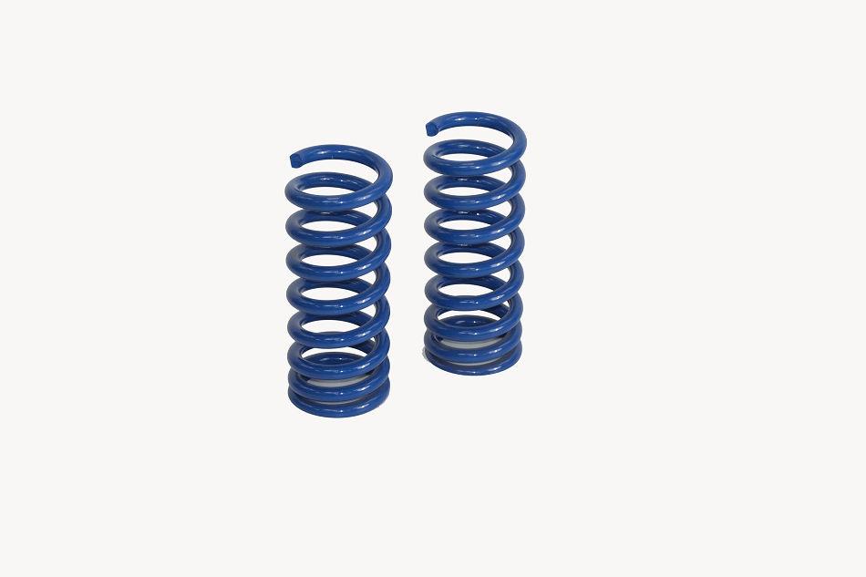Steeda Competition Mustang Lowering Springs - Front Only (79-04)