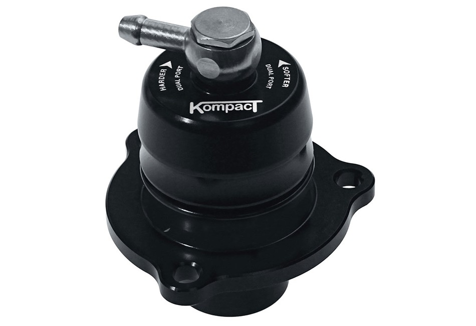 Turbosmart F-150 3.5L EcoBoost Blow Off Valve Kompact Shortie Dual Port (2011-2012)