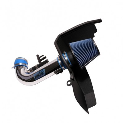 BBK S550 Mustang GT Chrome Cold Air Intake System (15-17 GT)