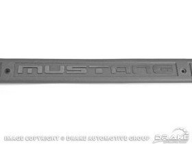 Mustang Door Sill Plates - Available in Multiple Colors  (79-93)