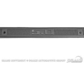 Mustang 5.0 Door Sill Plates - Available in Multiple Colors  (79-93)