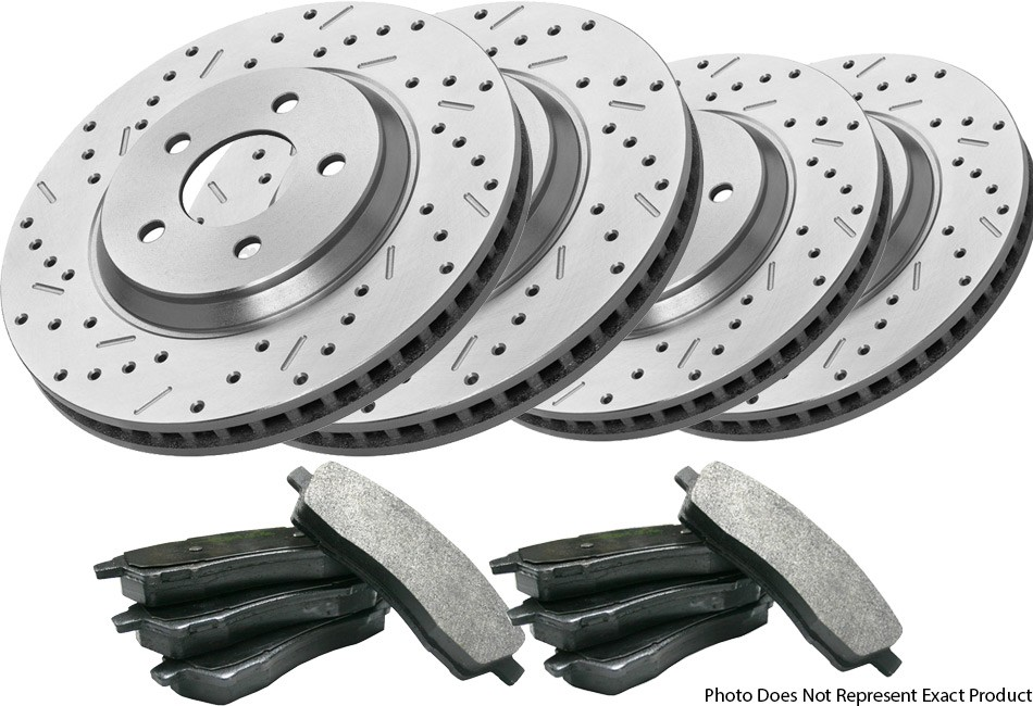 Steeda F-150 Complete Brake Kit - 6 Bolt - 2009