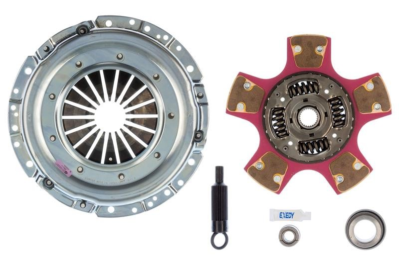 Exedy Mach 600 Mustang Stage 2 Clutch Kit - 26 Spline (1996-2004)