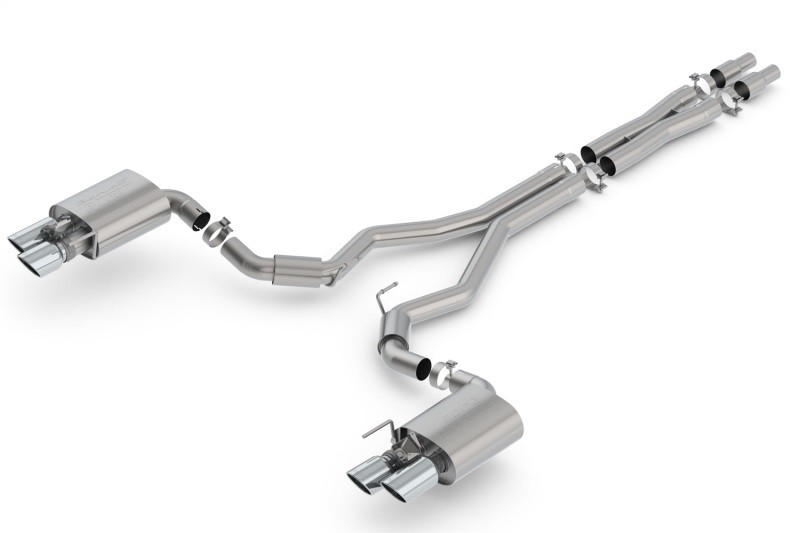 Borla Mustang GT S-Type Cat-Back Exhaust (2018-2021)