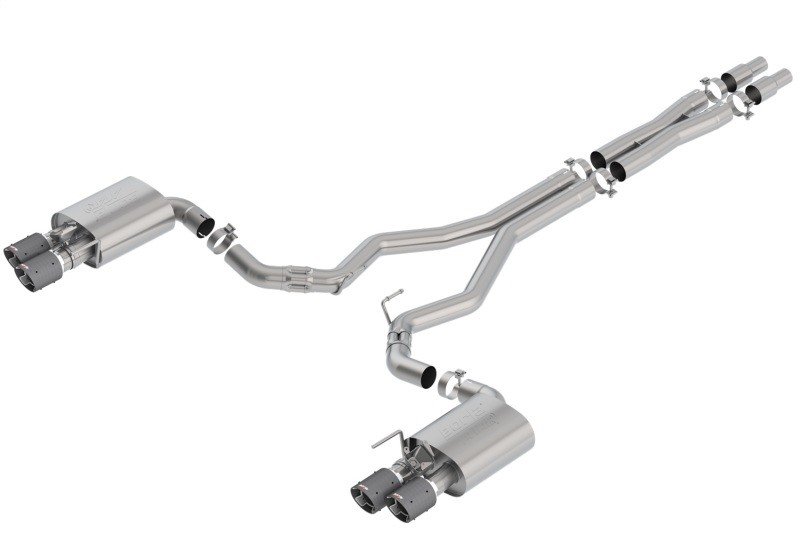 Borla Mustang GT ATAK Cat-Back Exhaust (2018-2020)
