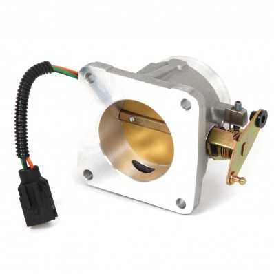 BBK Mustang 70mm Throttle Body w/ EGR Spacer (1986-1993 5.0L)