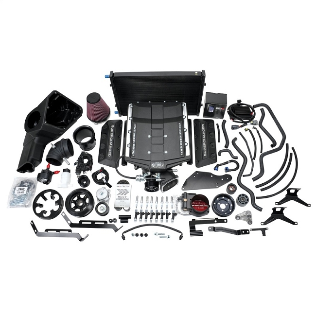 Edelbrock Mustang GT E-Force Stage 2 Street Supercharger Kit (2018-2020)