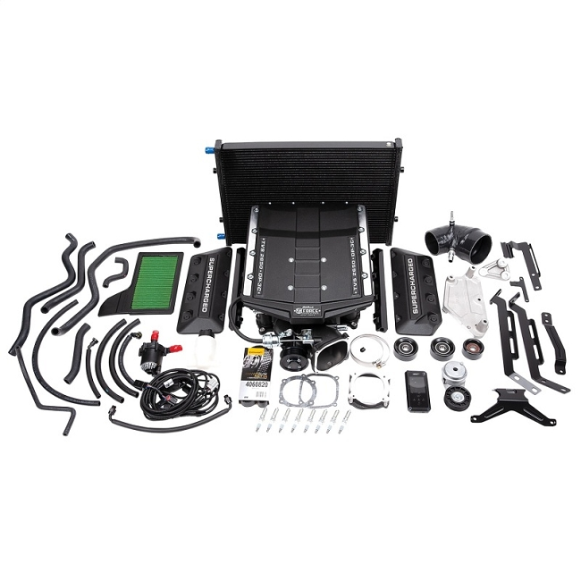 Edelbrock Mustang GT E-Force Stage 1 Street Supercharger Kit (2018-2020)