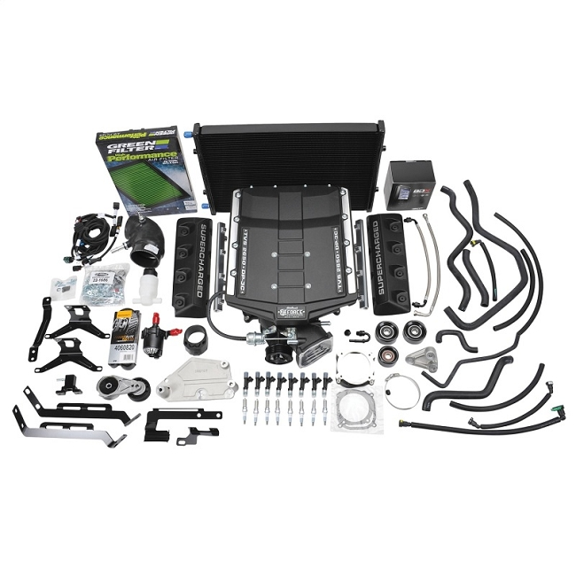 Edelbrock Mustang GT E-Force Stage 1 Street Supercharger Kit (2015-2017)