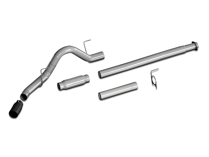 Flowmaster F-150 Outlaw Single Side Exit Cat-Back Exhaust System 2.7L/3.5L EcoBoost (2015-2020)