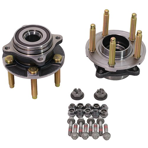 Ford Racing S550 Mustang Rear Wheel Hub Kit w/ 3