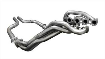 Corsa Ford Mustang GT 5.0L Stainless Long Tube Headers & Off-Road Mid- Pipes 1-7/8 in (2018-2020)