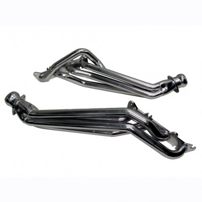 BBK Performance Mustang GT Chrome Long Tube Headers 1-3/4