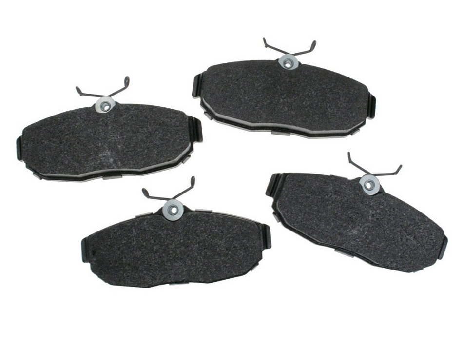 Hawk Mustang HPS Rear Brake Pad Set (2015-2017)